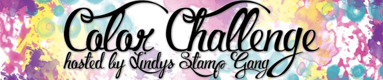 Lindy's Stamp Gang Color Challenge Header created by Jessica Griffin of canyoupixelthis.com