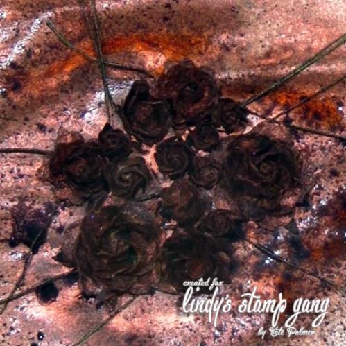 Grunge Flowers 5