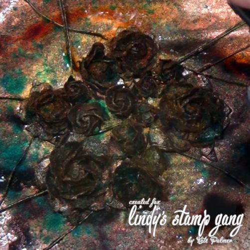 Grunge Flowers 7