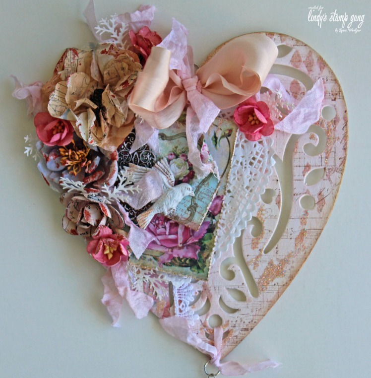 Heart Wall Hanging Top