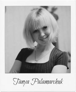 Tanya Palamarchuk BlogPIC