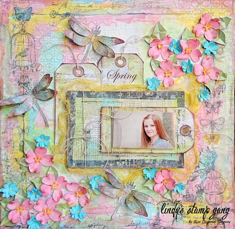 Lisa Gregory april1