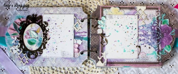 Svetlana Lisitsyna Lindy's Stamp Gang May color challenge 1
