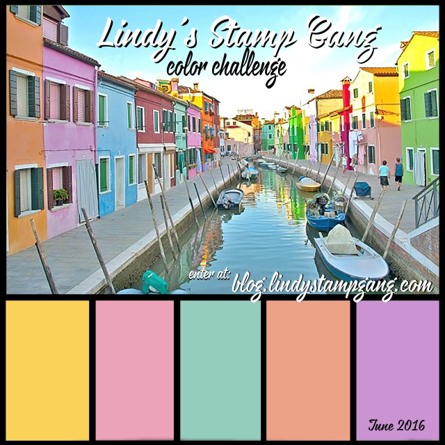 Lindys stamp gang June winner 2016