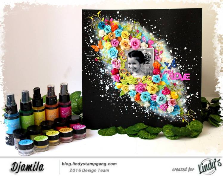 lindys august color challenge- djamila