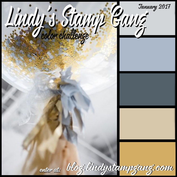 January 2017 Color Challenge