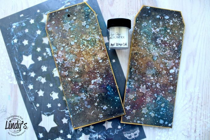 Galaxy tags 012-L